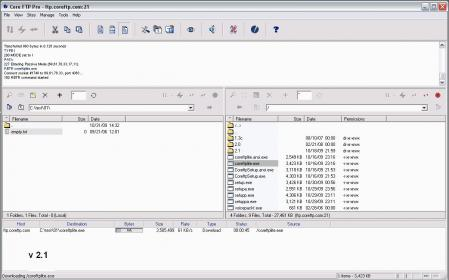 اضغط على الصورة لعرض أكبر  الاســـم:Core FTP Pro v2.2.1737.jpg المشاهدات:221 الحجـــم:19.2 كيلوبايت الرقم:663