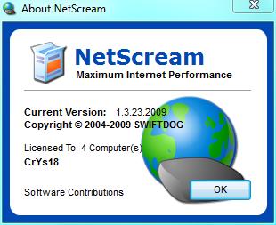 ������ Net Scream ���� ���� �� 1 ���� ���� ��������