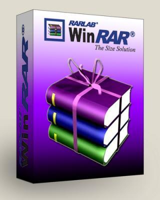 ����� ������ ������� WinRAR 4.10