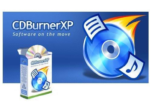برنامج الأقراص الاسطوانات المدمجة CDBurnerXP 4.3.8.2631