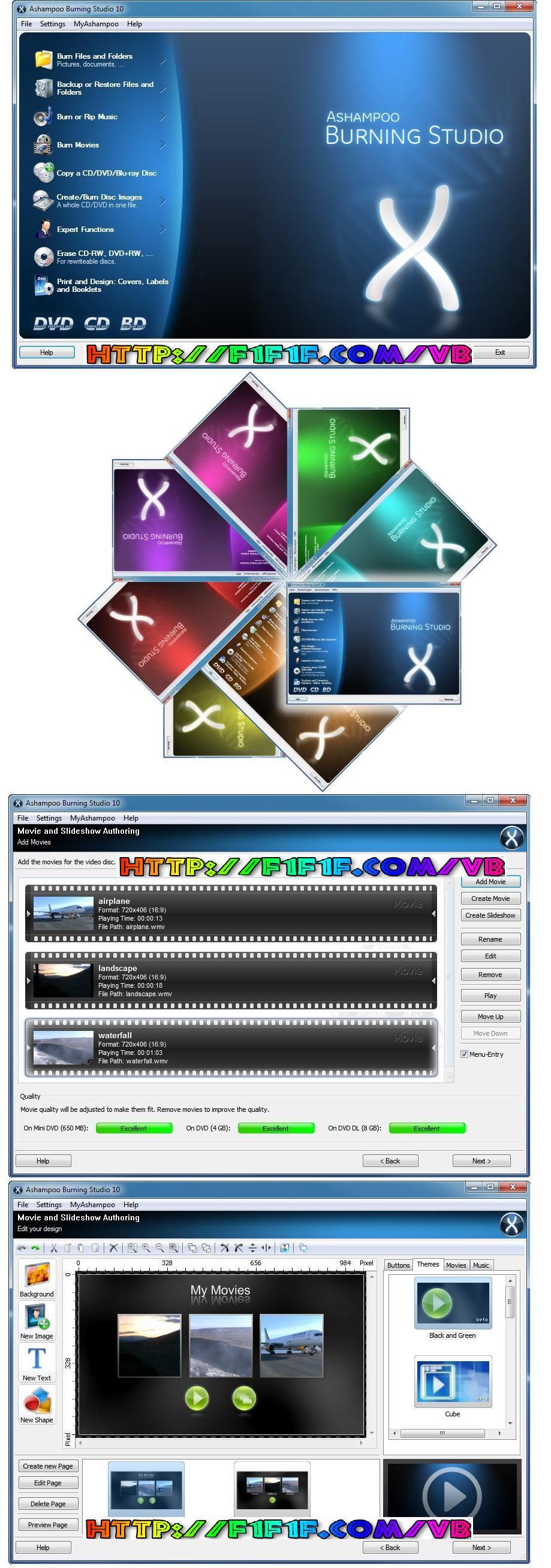 Ashampoo Movie Shrink Software - Free Download Ashampoo ...