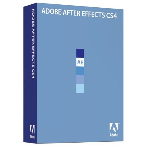 ������ �������� ������ Adobe After Effects CS4